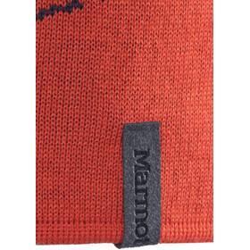 Marmot Malte Hat Orange Red